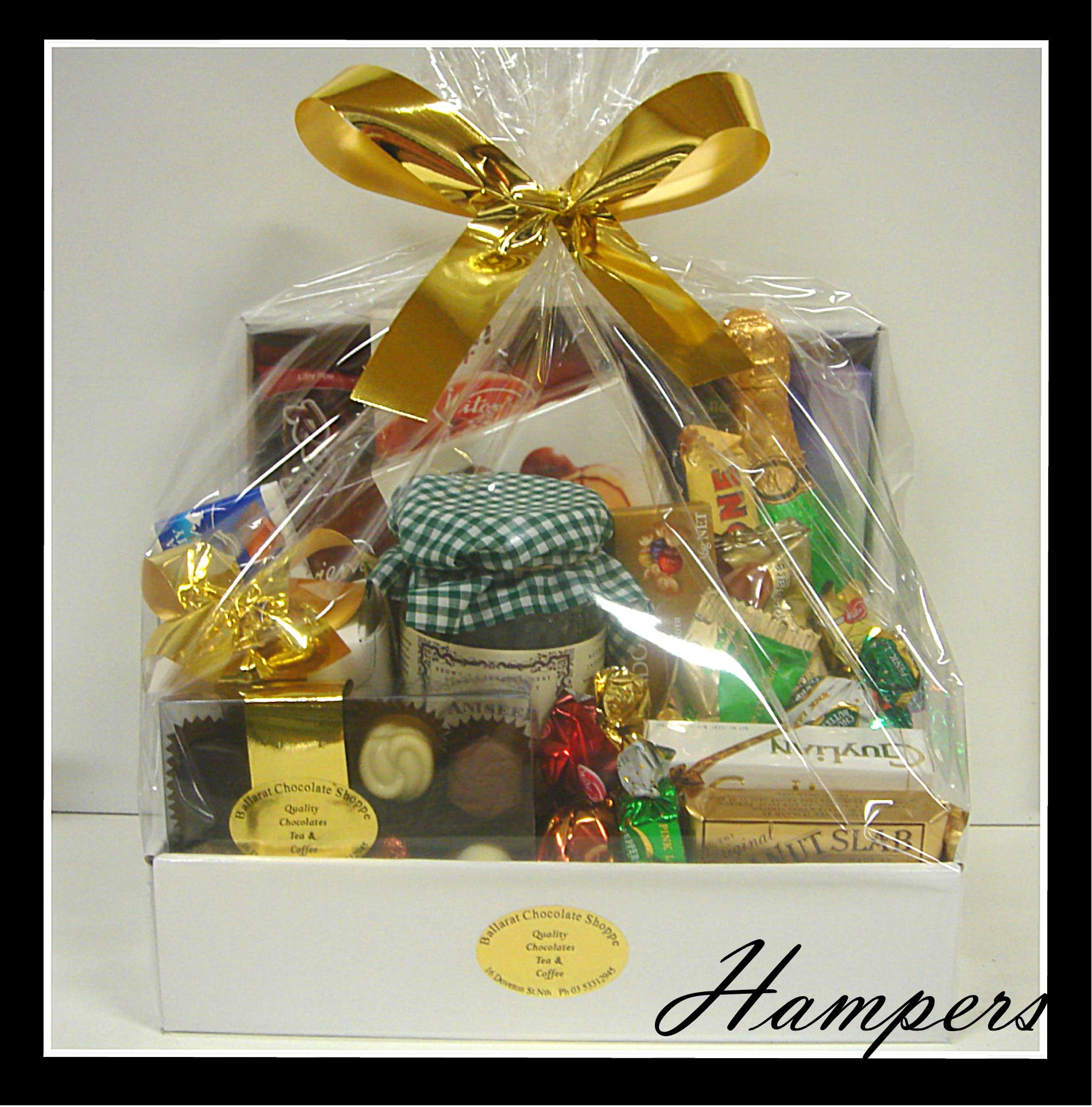 Ballarat Chocolate Shoppe Hampers